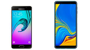 Samsung A–серия