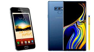 Samsung Note–серия