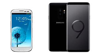 Samsung S–серия