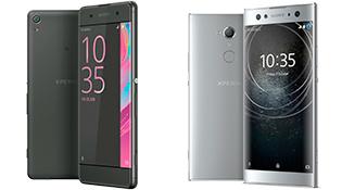 Sony XA–серия