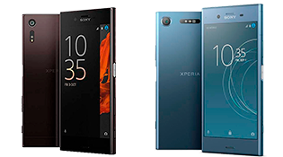 Sony XZ–серия