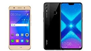 Huawei Y–серия